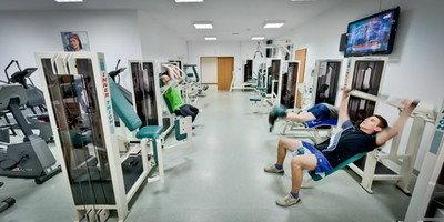 I love siłownia