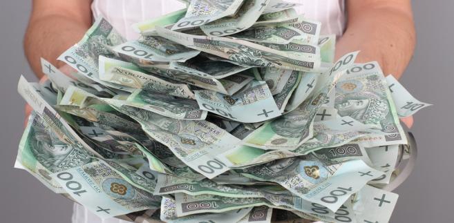 Klub milionerów - bo my śpimy na pieniądzach