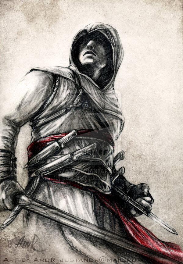 Altaïr Ibn-LaAhad z Masyafu