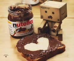 ♥ci co kochają nutelle <3 forever ♥