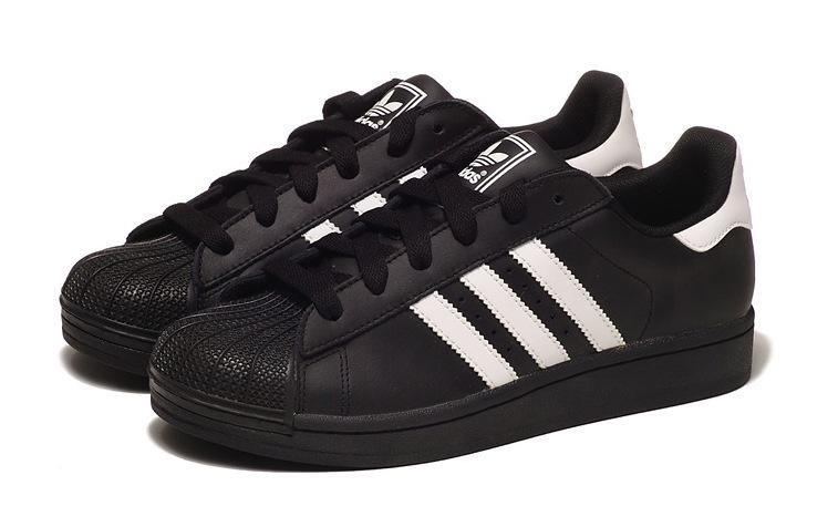 buty adidas superstar białe vs czarne