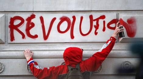 Bunt przeciw Administracji Zapytaj ! klub rewolucyjny
