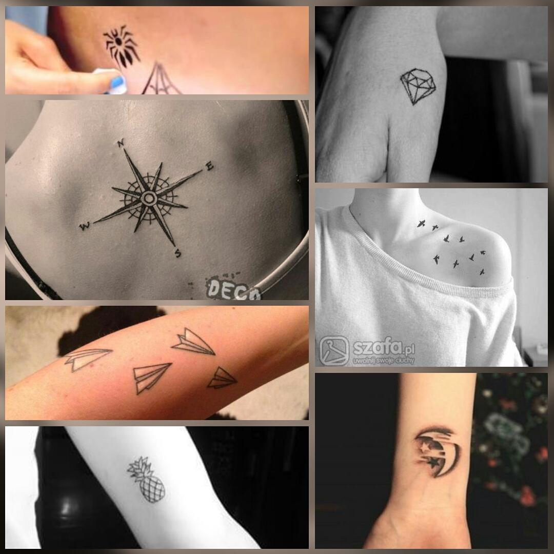 W Jakich Miejscach Te Tatuaże Zapytajonetpl