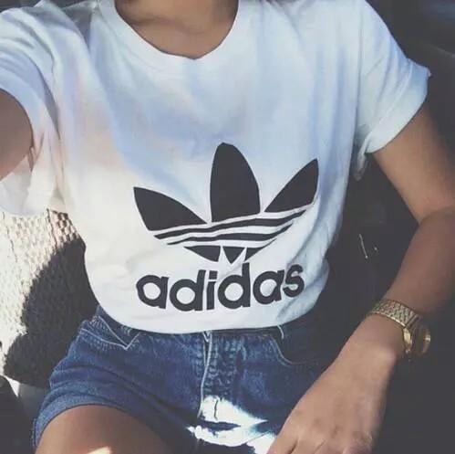 3634067ef Gdzie moge kupic biała bluzke z czarnym logo adidas originals ...
