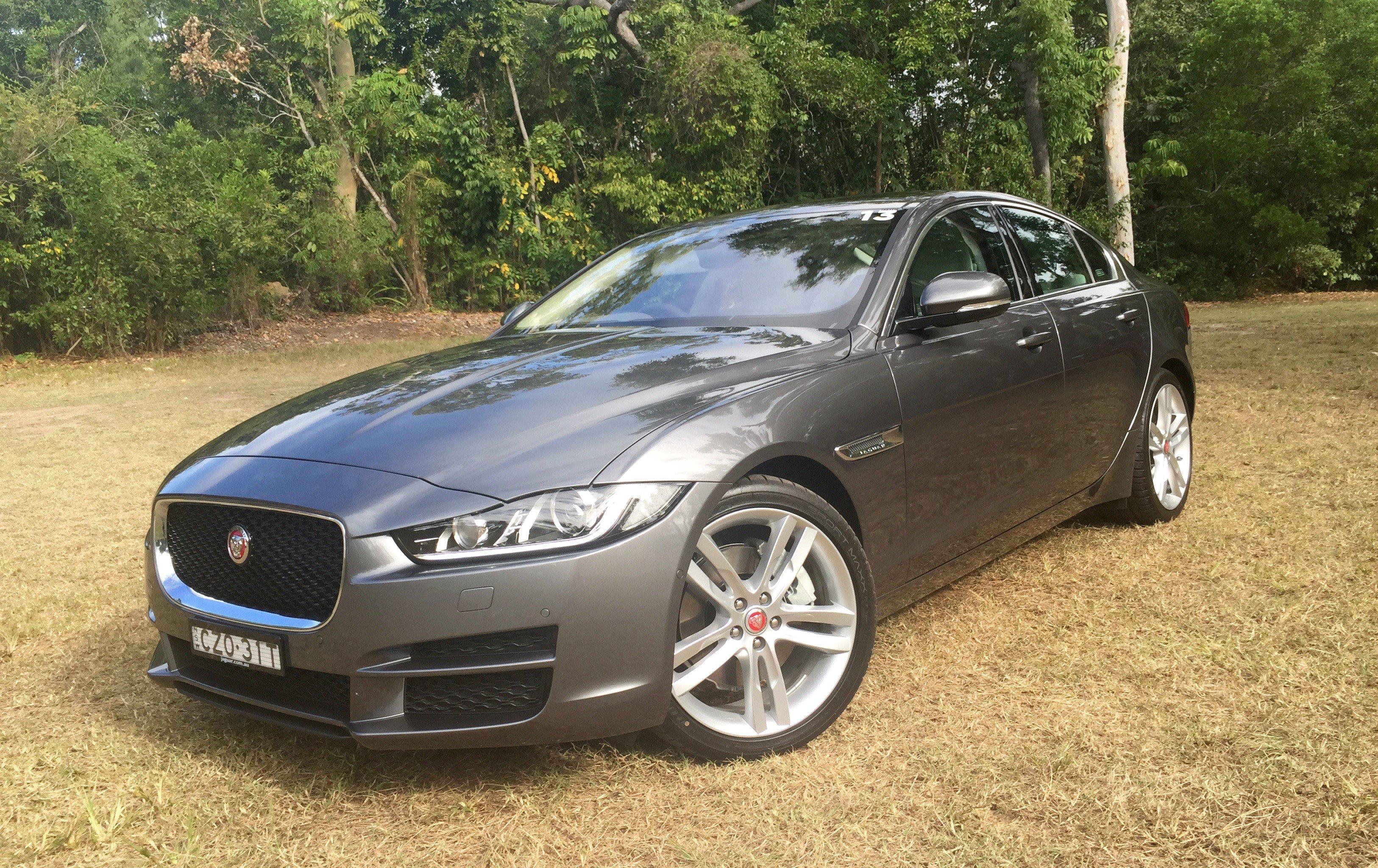 Jaguar XE Sport Edition QLD