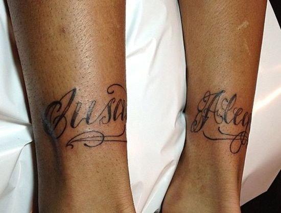 Jakie Tatuaże Ma Neymar Zapytajonetpl