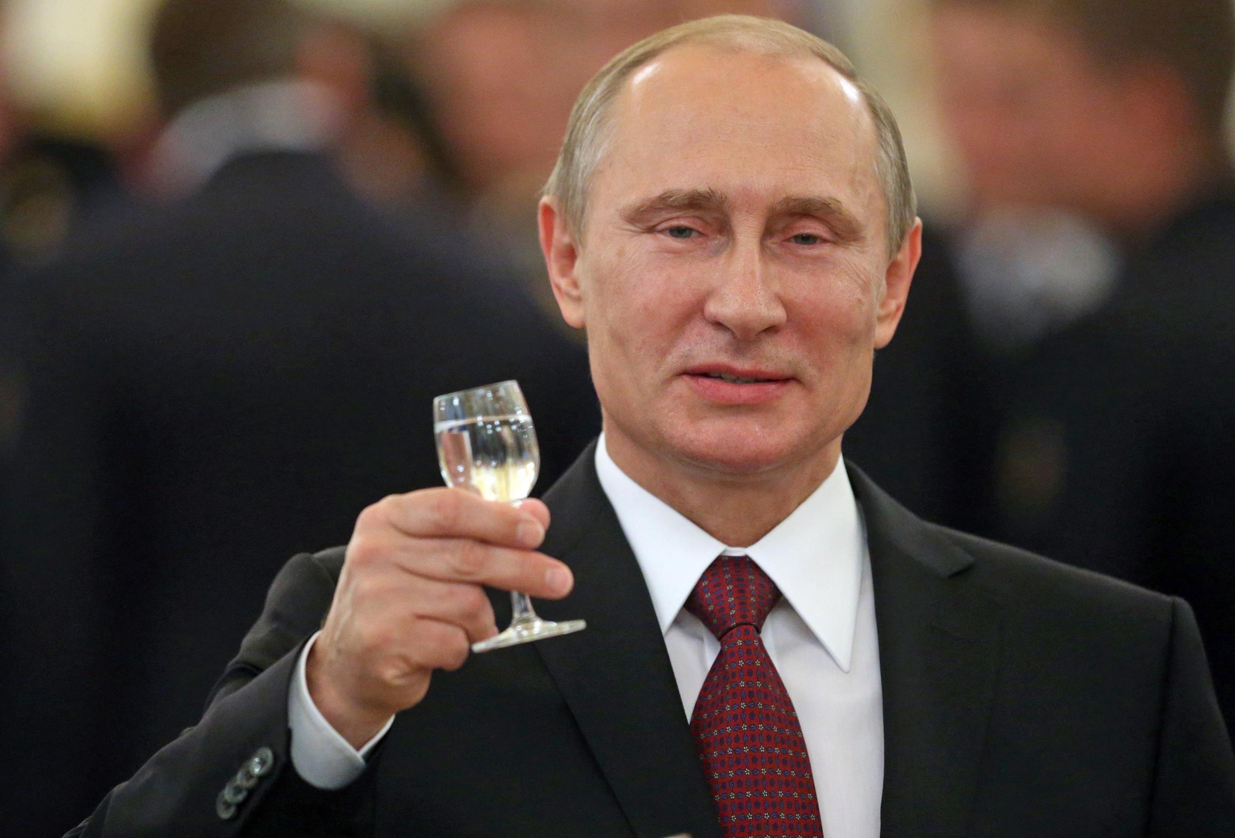 Przyjaciele Putina!