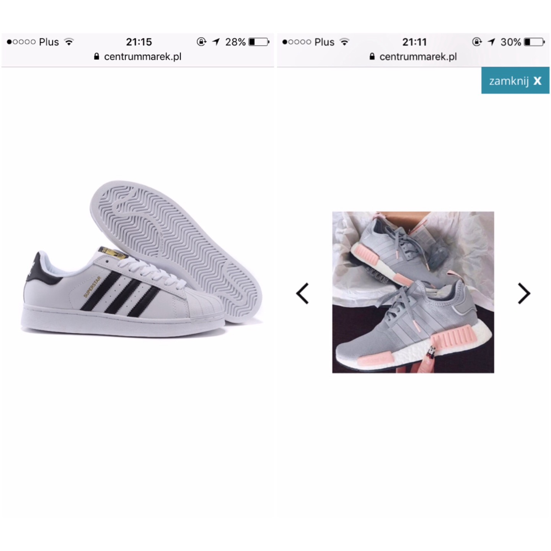 Które butki? Adidas NMD R1 czy ADIDAS SUPERSTAR? Zapytaj