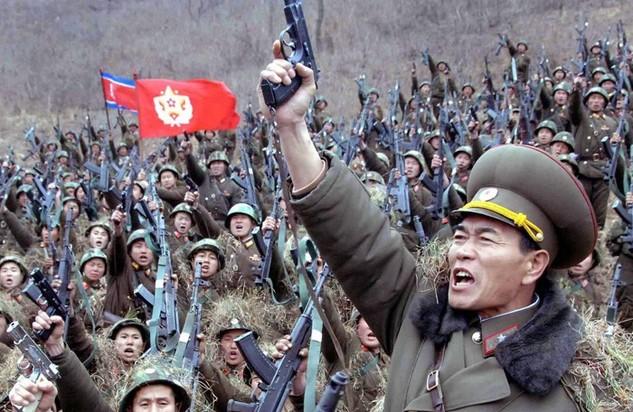 Joseonus Kimus Maximus (łac. północnokoreańscy komuniści)