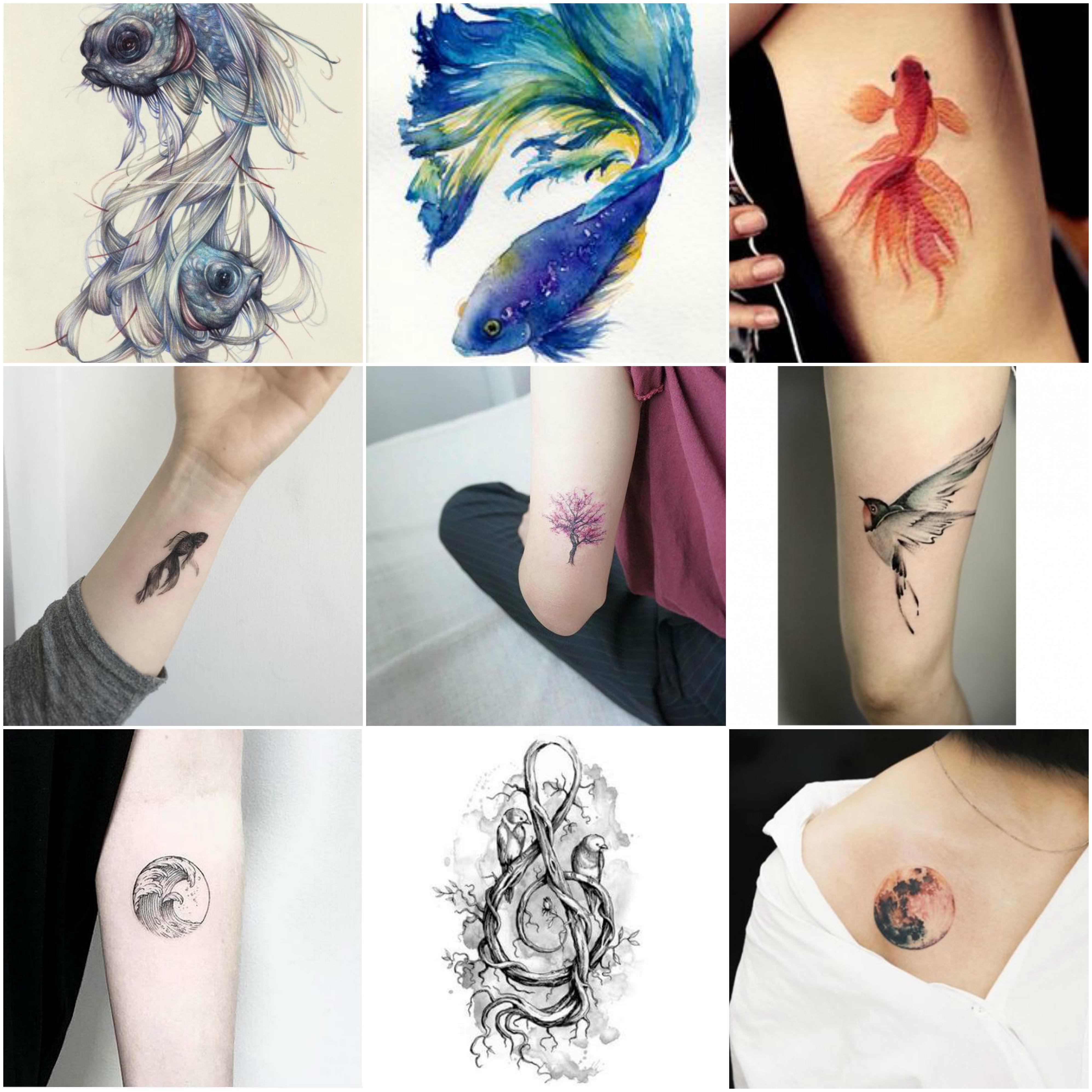 Pomysły Na Tatuaże Zapytajonetpl