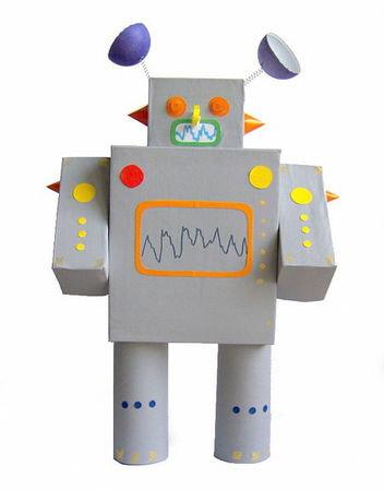 Jak zrobić robota na lekcję techniki? - Zapytaj.onet.pl -
