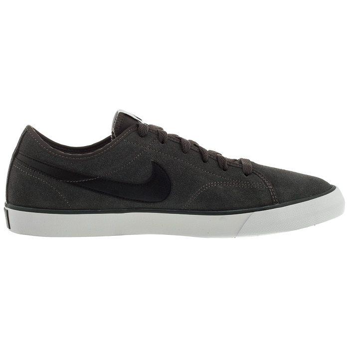 Nike Primo Court Leather Black Grey