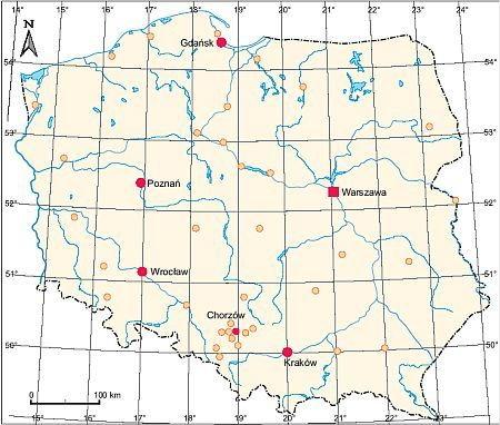 Jak Wyznacza Sie Sekundy W Podawaniu Wspolrzednych Geograficznych
