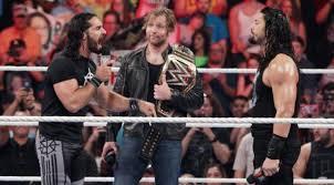 Rollins vs Reigns vs Ambrose