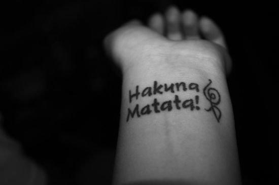 Jaki Napis Tatuaż Na Nadgarstku Zapytajonetpl