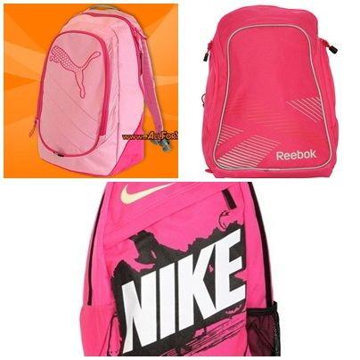 c3264fe9997c0 Nike, reebok i puma są najlepsze dla mnie; ) Dałam Ci zdjęcie różowych  plecaków ale oczywiście są różne kolory ;)
