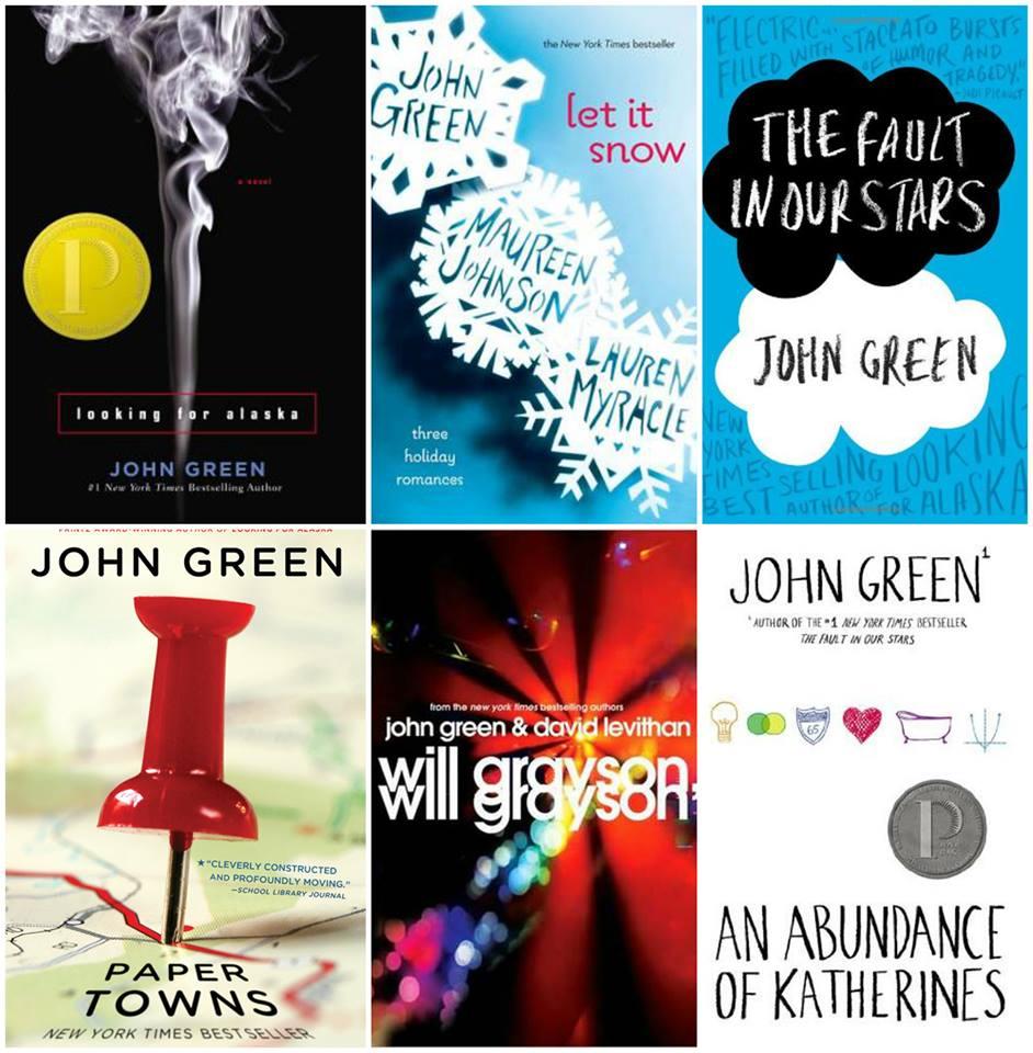 Książki J. Greena