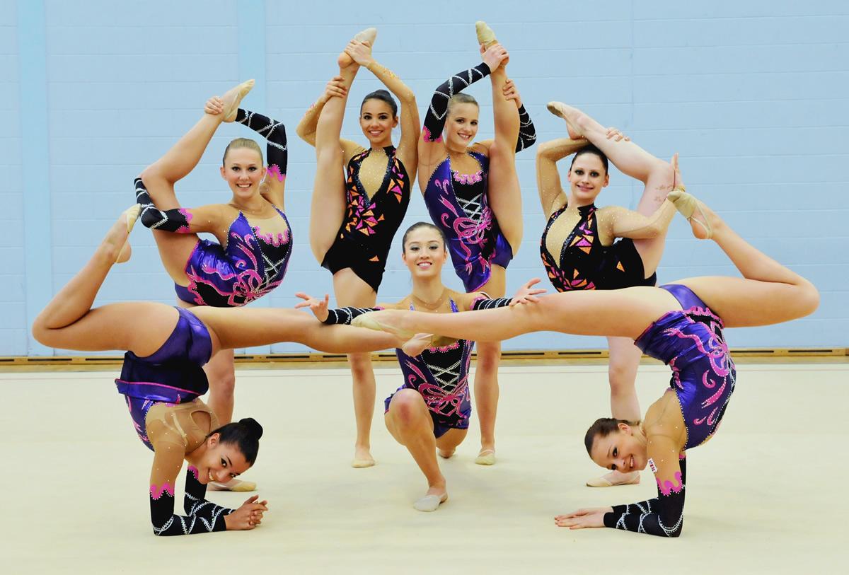 gimnastyka+przybory=gimnastyka artystyczna ♥