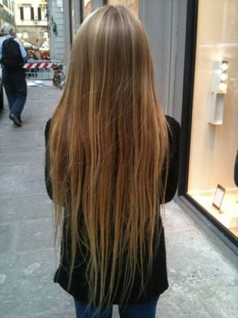 najlepiej kochany szczegółowe zdjęcia gorące nowe produkty Czy włosy obcięte na prosto mogłyby tak wyglądać? W jaki ...