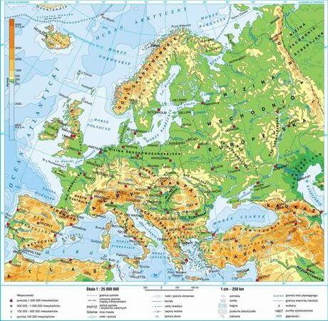 Co Przypomina Ci Ksztalt Europy Lub Jakiejs Jej Wiekszej Czesci