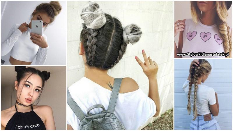 Jakie Fryzury Noszą Tumblr Girl Zapytajonetpl