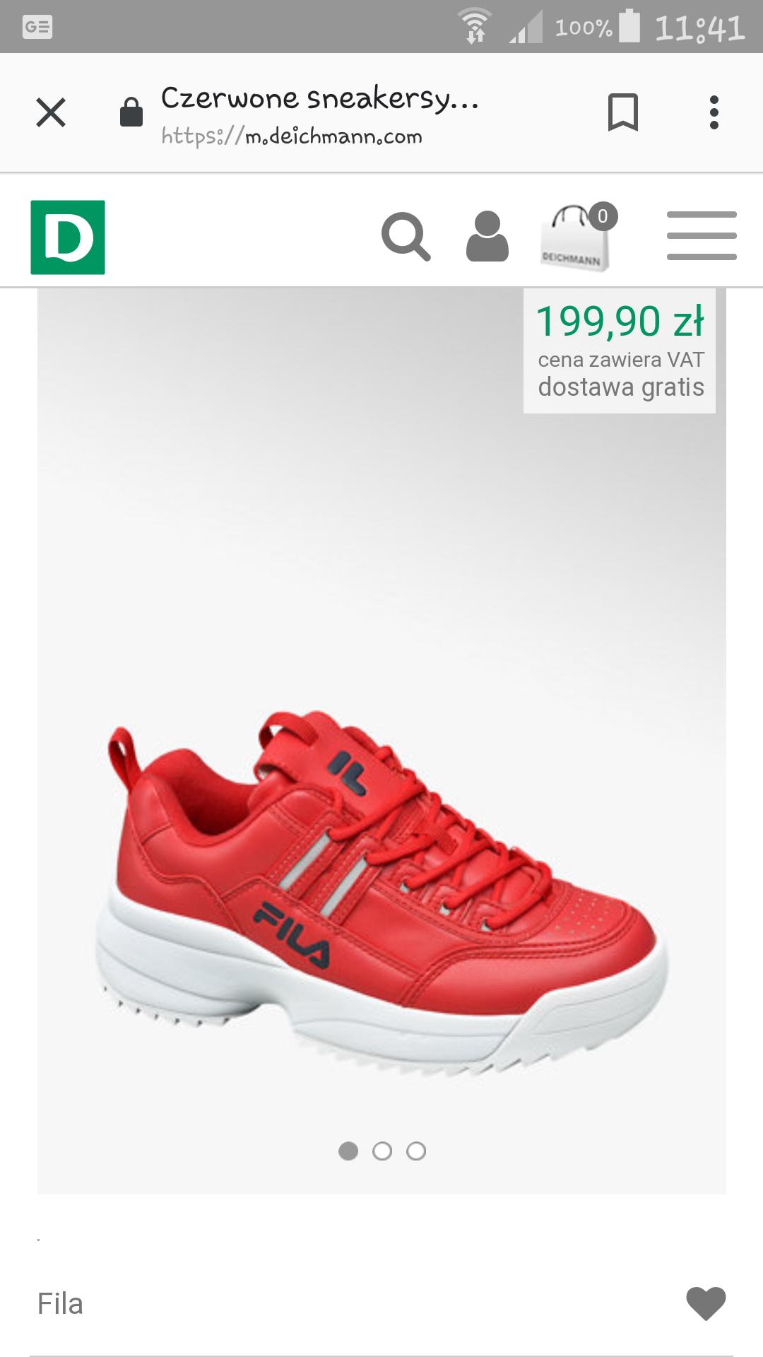 Polecacie te buty z fila? Zapytaj.onet.pl