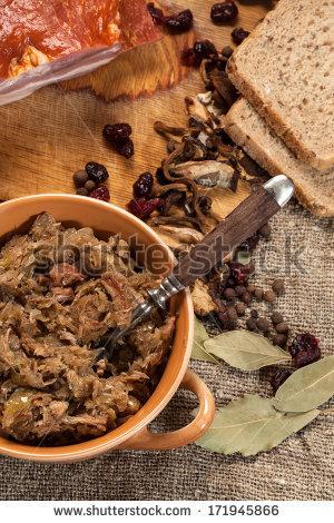 stock-photo-traditional-polish-sauerkraut-bigos-with-mushrooms-and-cranberries-171945866.jpg