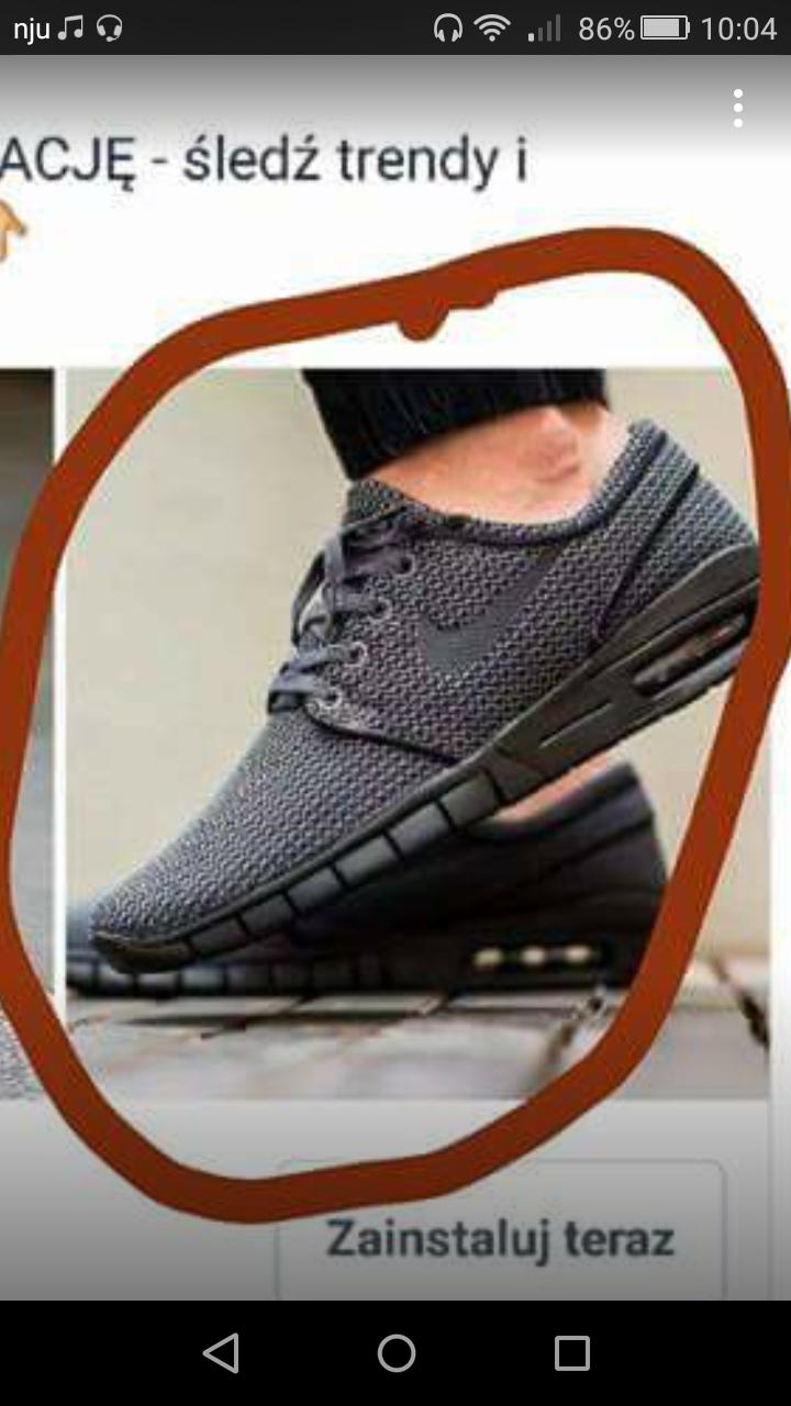 Cześć czy wie ktoś może jaki to jest model buta? Zapytaj