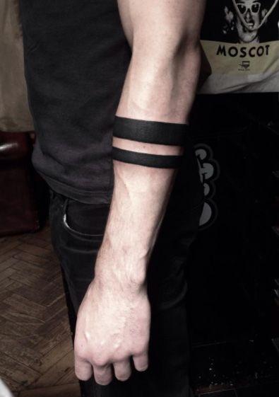 Co Mogą Oznaczać Dwa Paski Tatuaż Zapytajonetpl