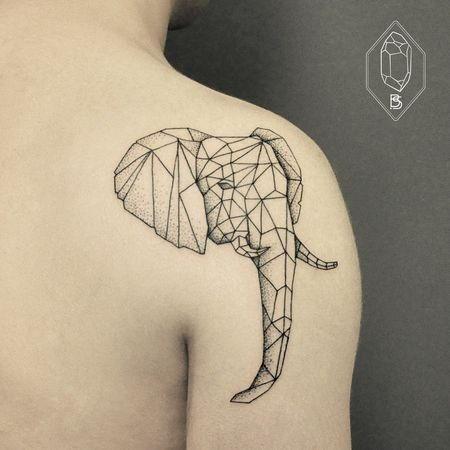 Tatuaż Z Figur Geometrycznych Zapytajonetpl