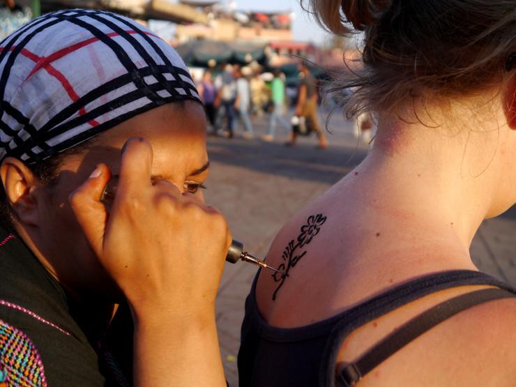 Jak Zrobić Tatuaż Z Henny Zapytajonetpl