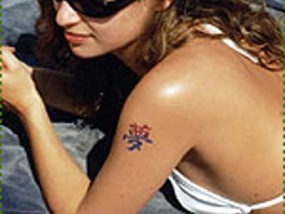 Jak Zrobić Domowy Zmywalny Tatuaż Sprawdzony Sposób Dla
