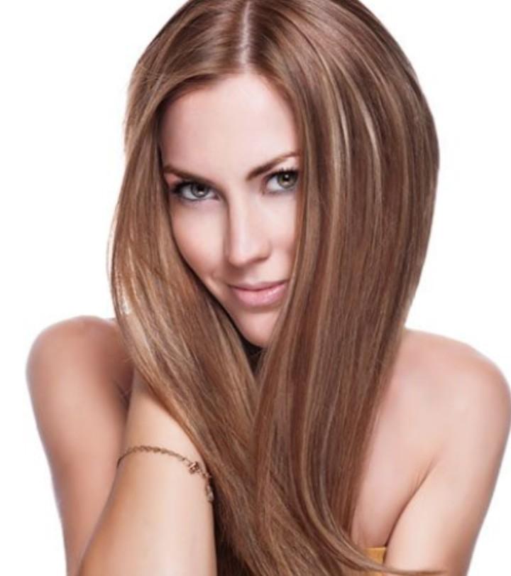 Jak Z Włosów Koloru Miodowego Blondupodpbnego Do Rudego