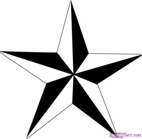 Tatuaż Co Znaczy Ta Gwiazda Zapytajonetpl