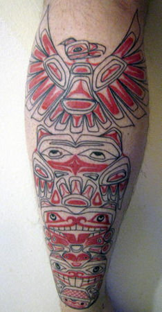 Jak Myslicie Fajny Tatuaz I Czy Pasowal By Na Piszczelu