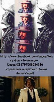 Najlepszy Na świecie Johnny Depp W Zapytajonetpl