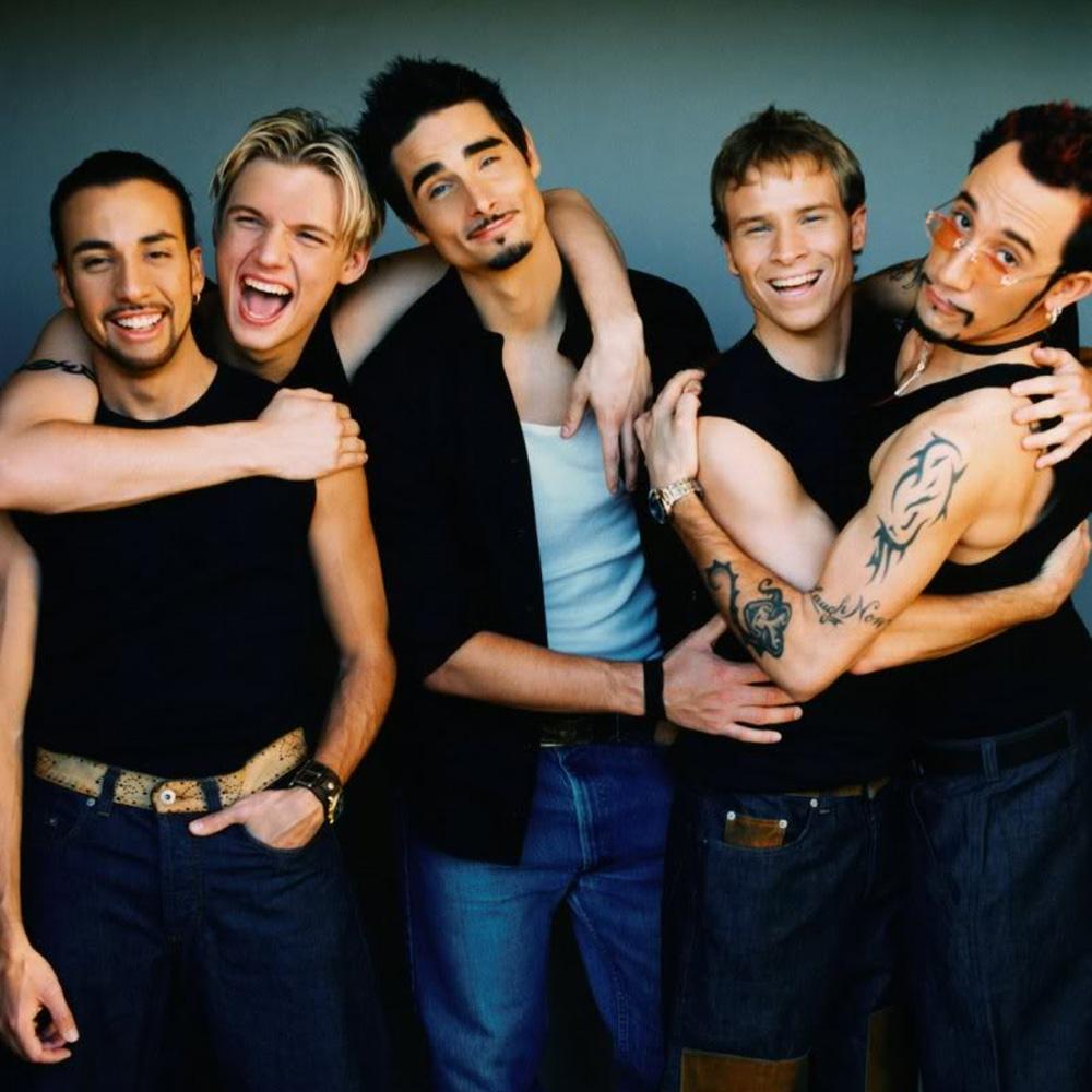 Zakochani w Backstreet Boys