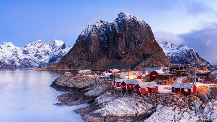 6. Hannoy, Norwegia