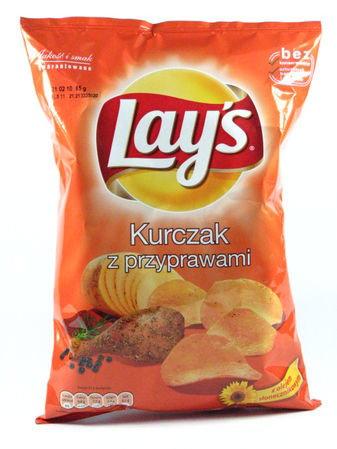 Czy istnieją jeszcze chipsy lays kurczak z przyprawami? - Zapytaj ...