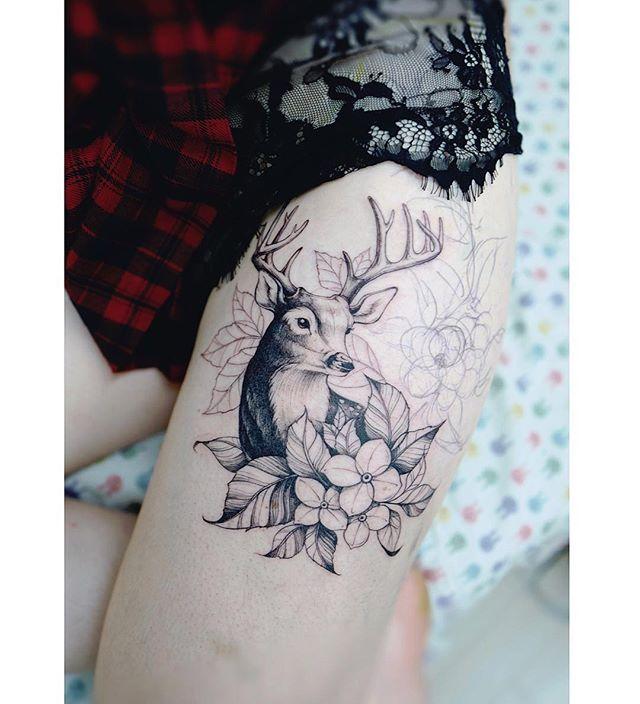 Cena Tatuażu Na Udzie Zapytajonetpl