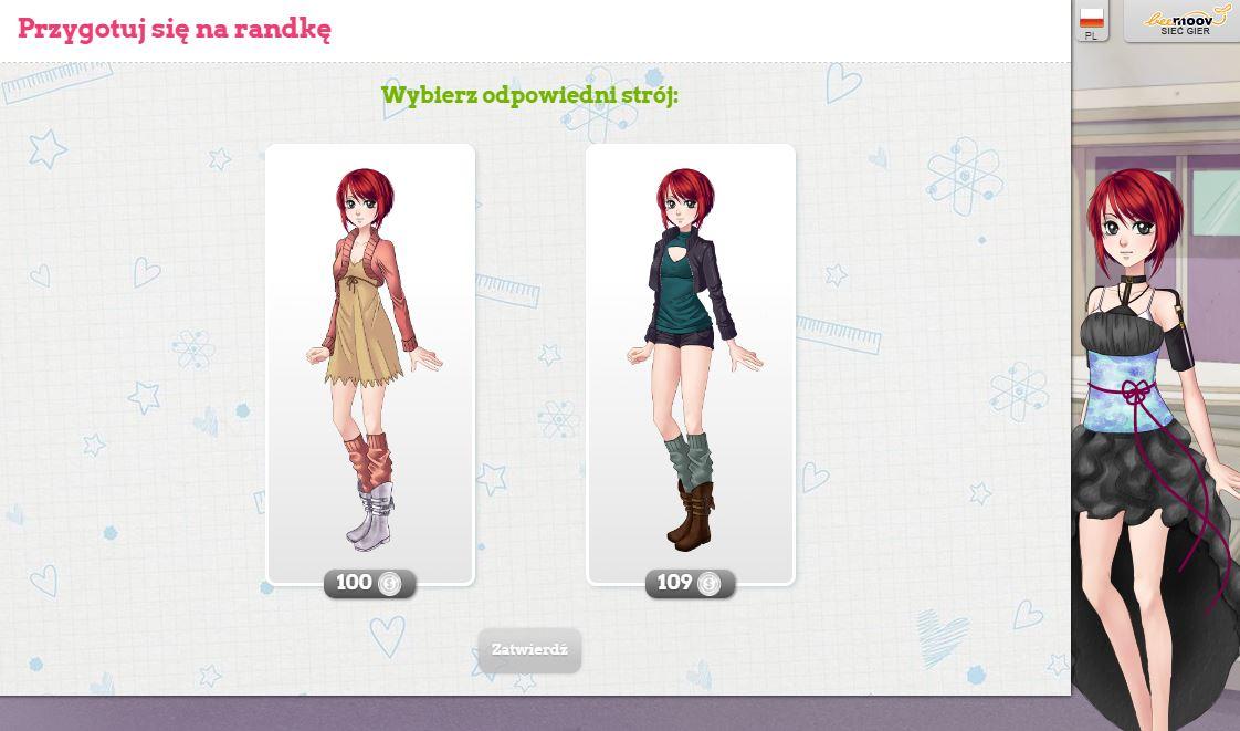 Randki simów dla facetów anime