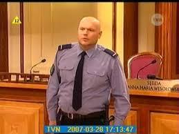 Strażnik Paweł Dudzik