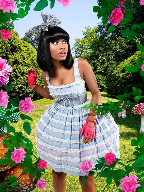 Konkurs na najłaniejsze foto Nicki Minaj ! - Zapytaj
