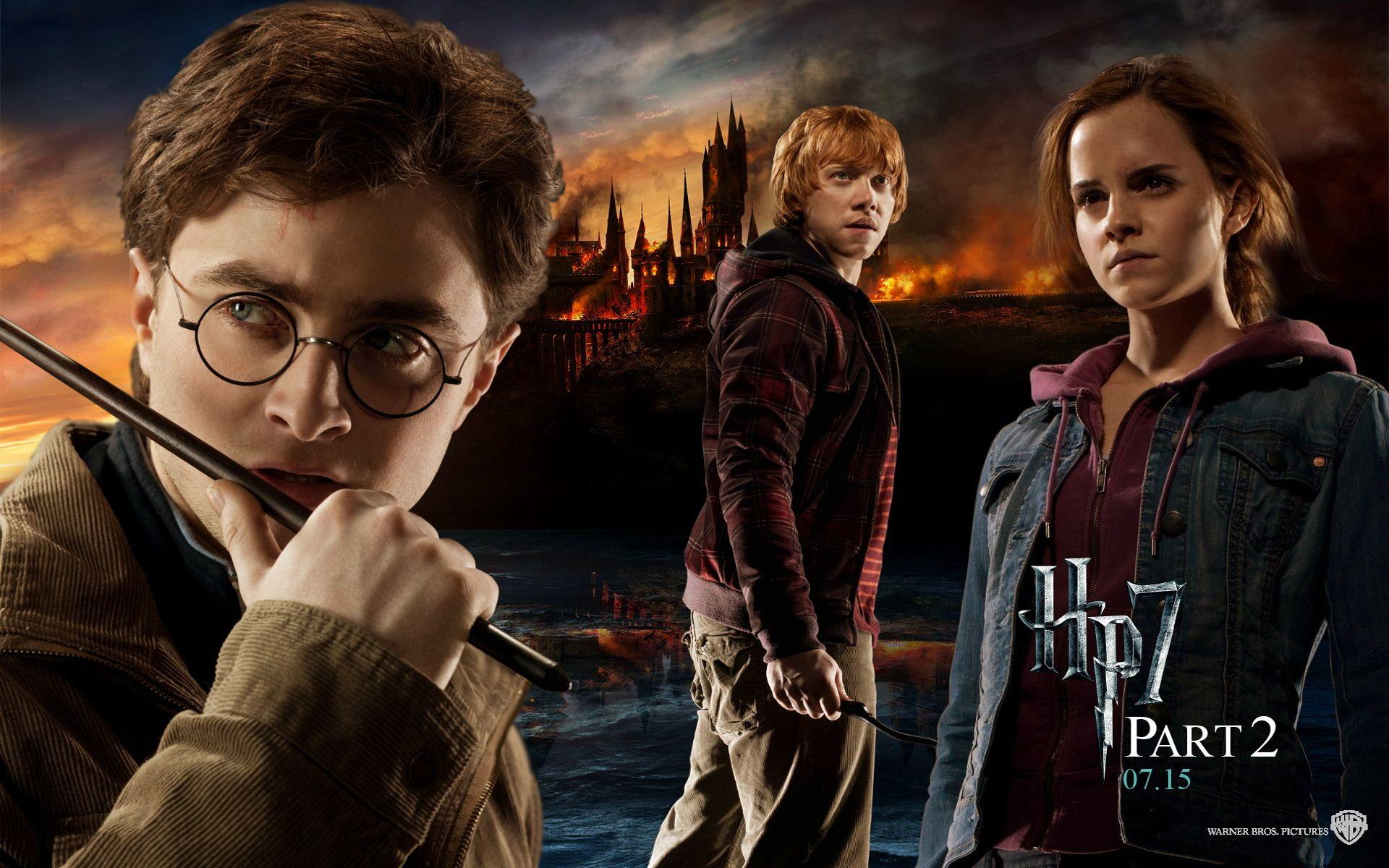 Harry, Hermiona i Ron czyli najlepsi przyjaciele ever ;) Gryffindor <3