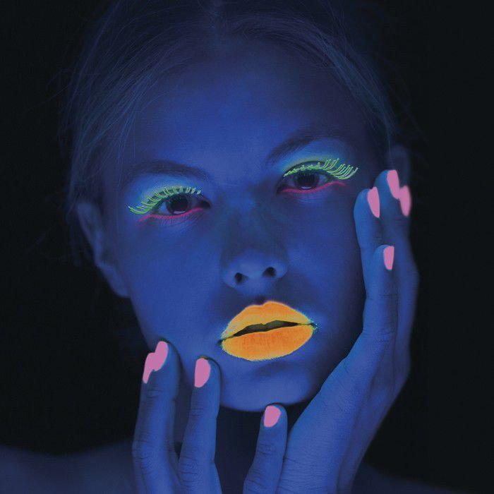 Neonowe kolory :3