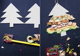 robienie świątecznych dekoracji