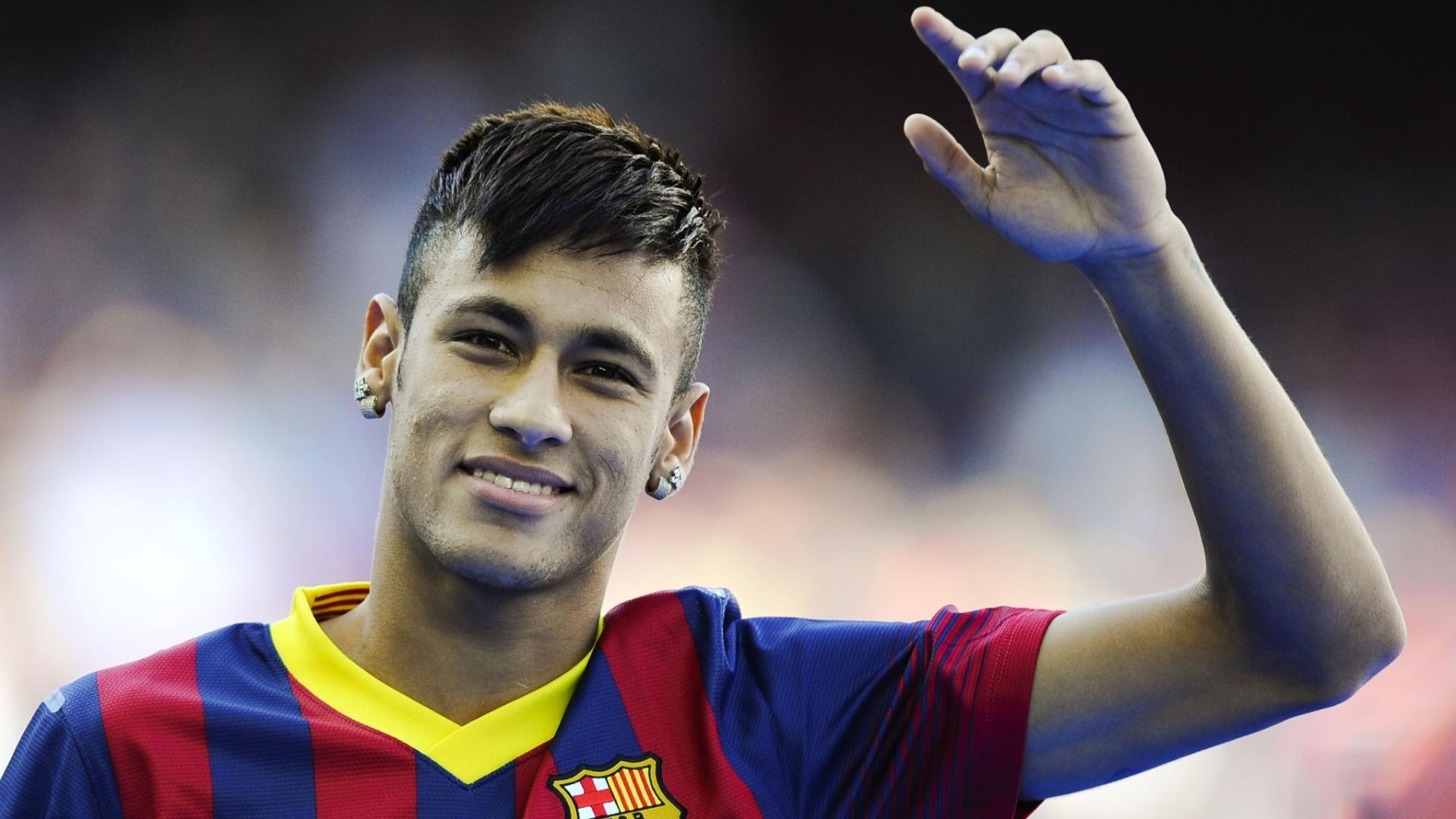 Jesteśmy fanami Neymara!
