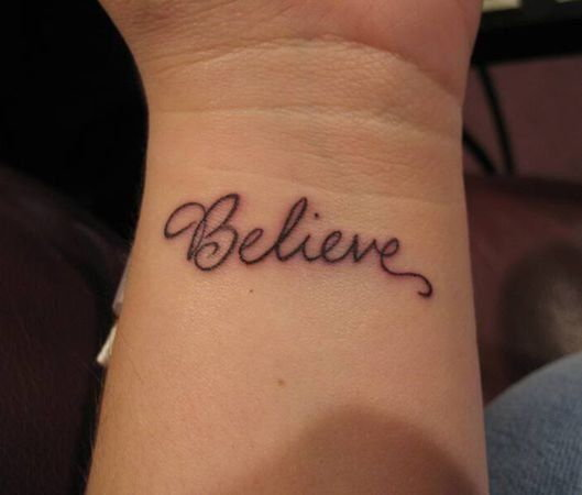 Chodzi O Tatuaż Na Nadgarstku 3 Zapytajonetpl