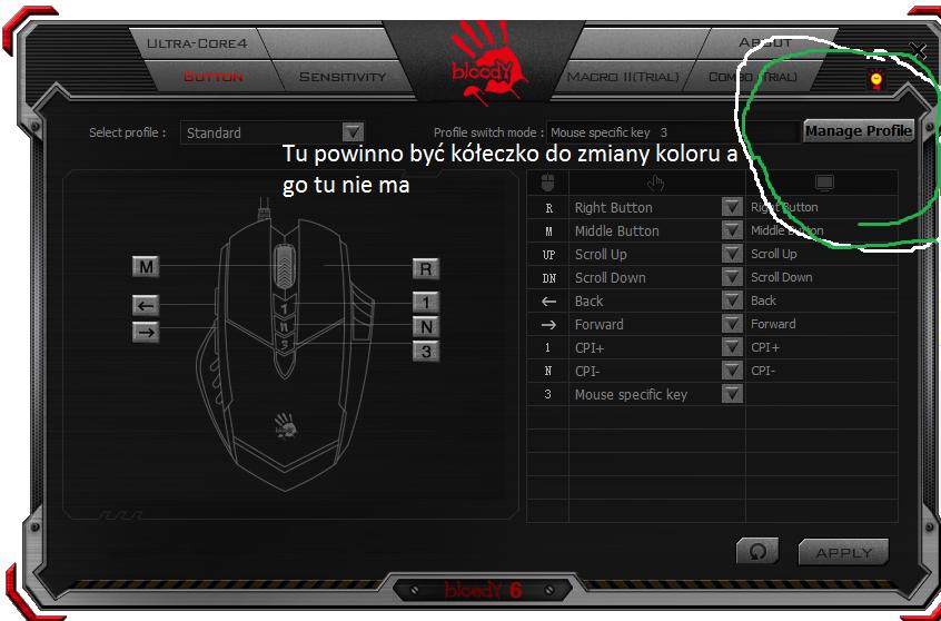 6eb9e5fd04b753 Jak zmienić kolor myszki? a60 bloody - Zapytaj.onet.pl -
