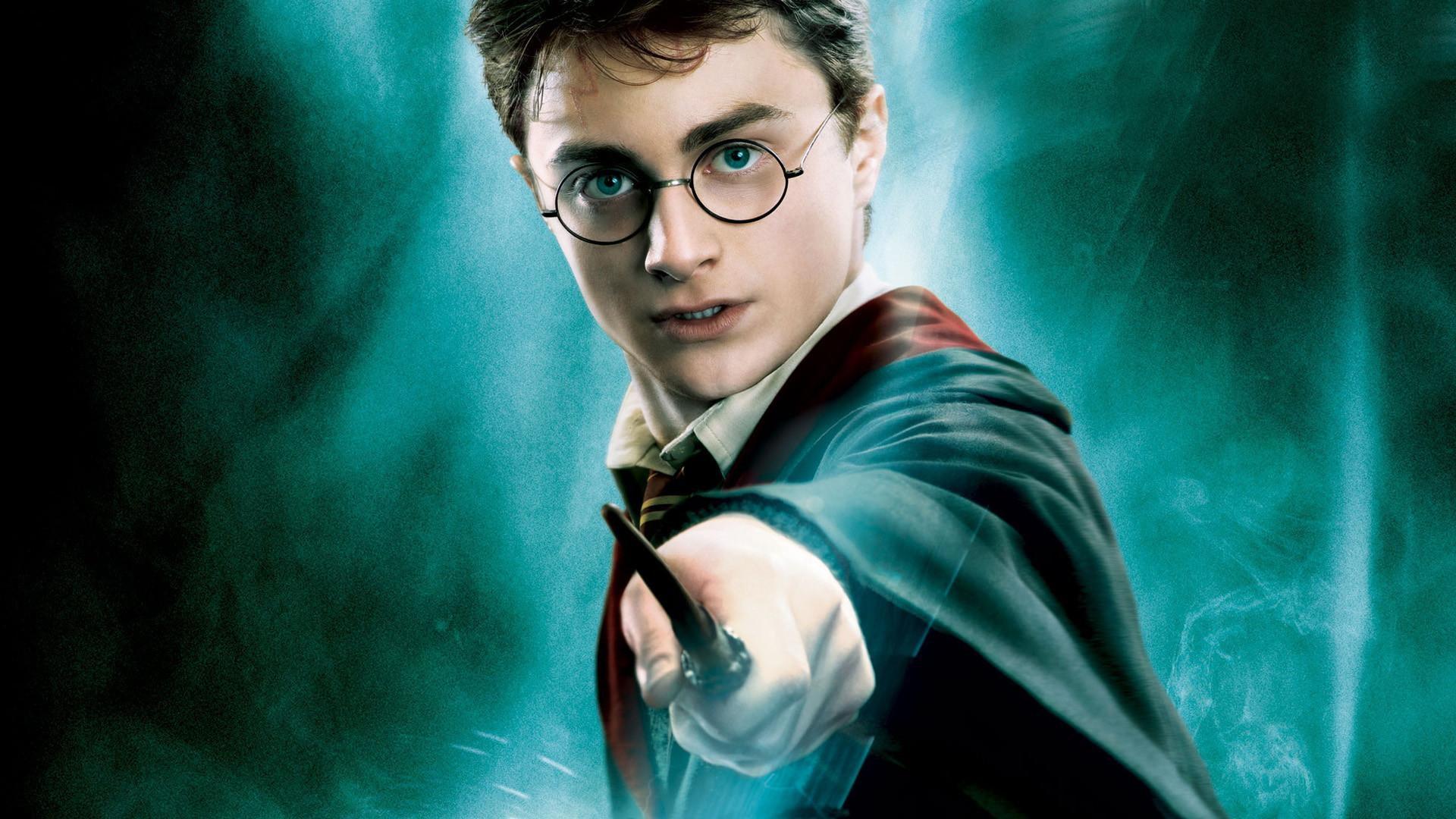 Harry Potter, Hobbit, Władca pierścieni